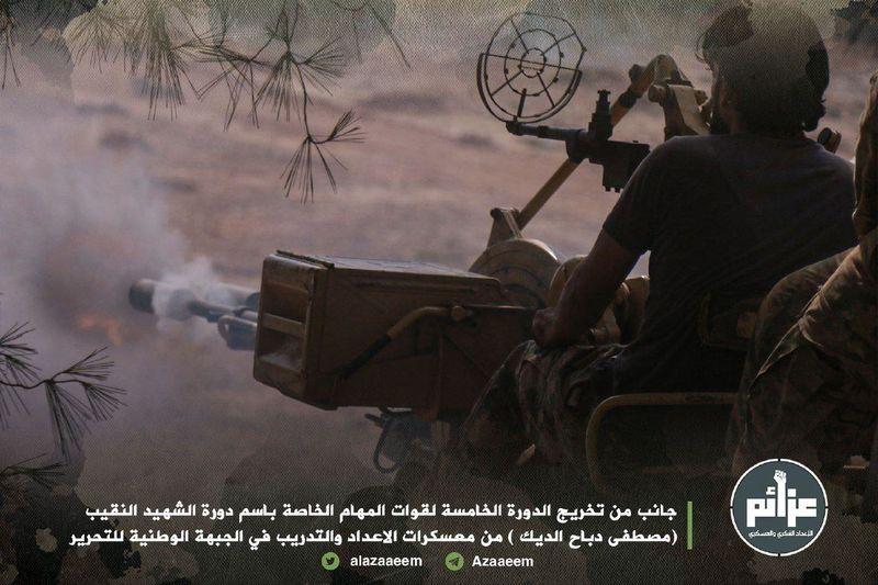 НОВА МРАЧНА СНАГА РАСТЕ НА СЕВЕРУ СИРИЈЕ: Иза њих стоје Турци, погледајте како су их наоружани